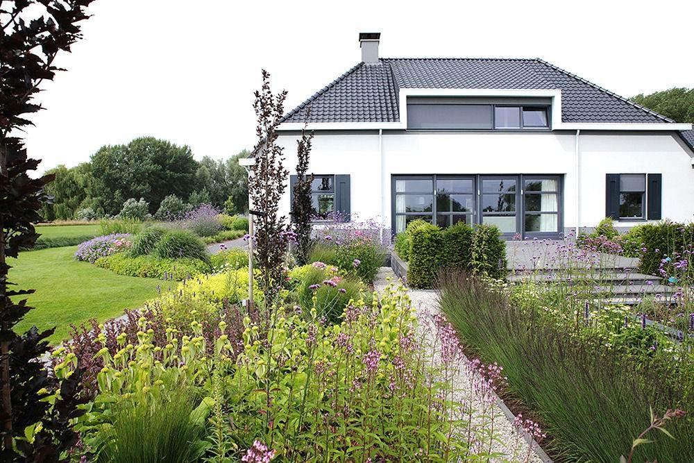 Tuinaanleg Tuinontwerp Planting Design